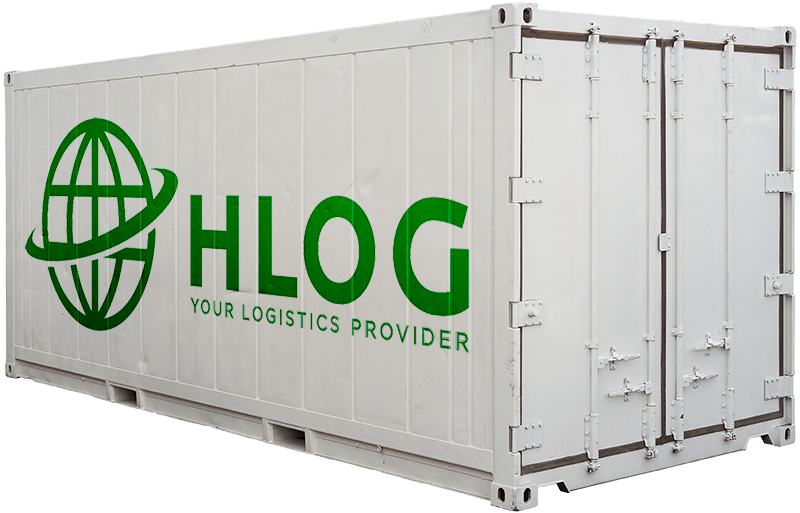 HLOG Shipping container