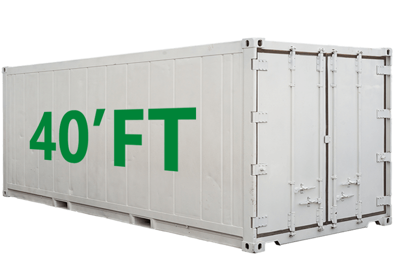 Shipping Container 40 FT