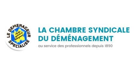 La Chambre Syndicale Du Demenagement logo