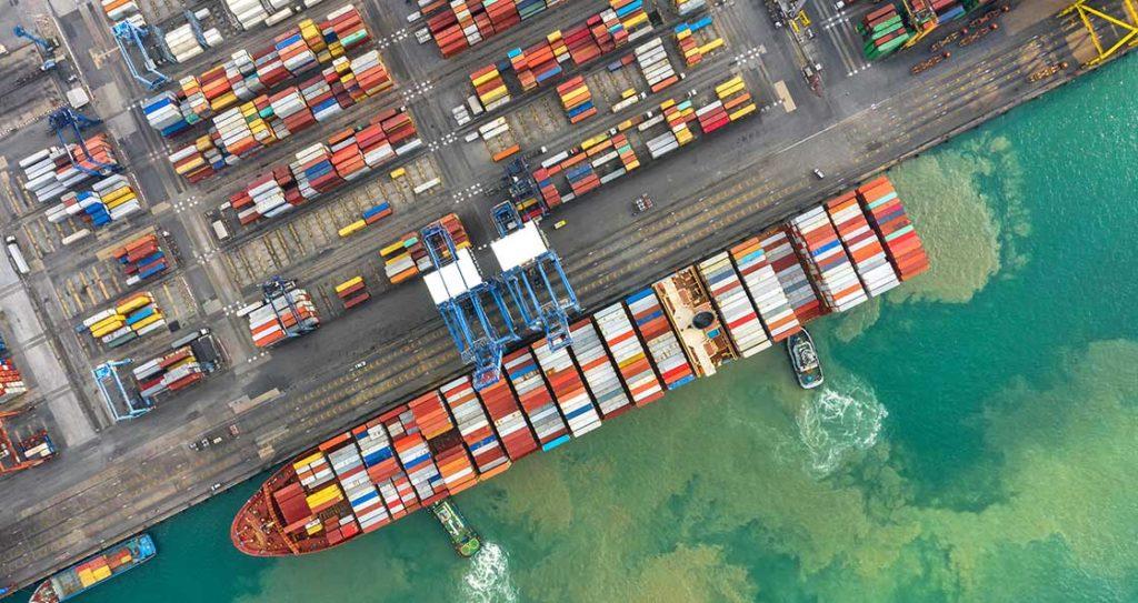 Port autonome de Kribi, logistique Cameroun